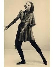 Audrey Dancing in Arnhem