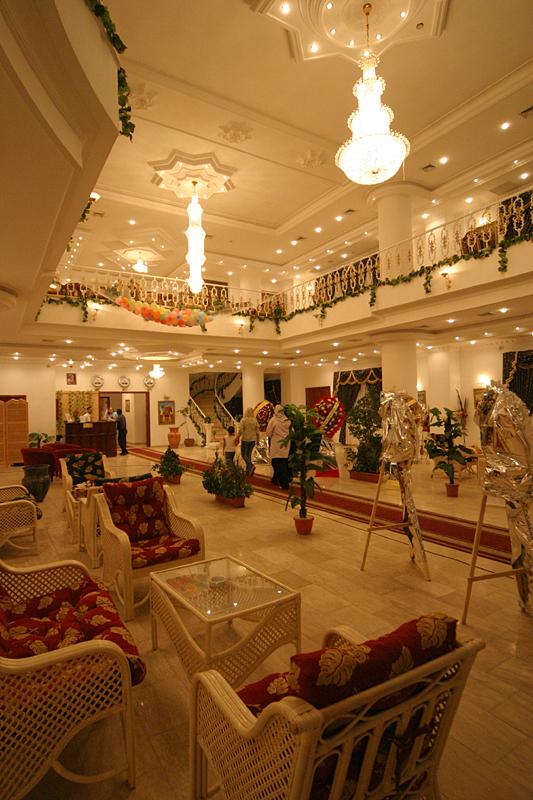 Deira Hotel Lobby