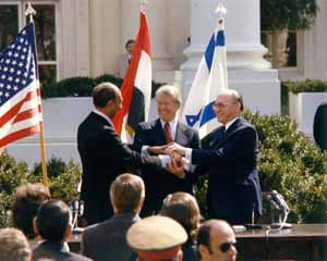 Sadat-Begin-Carter 1978
