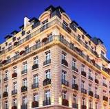 Hotel Bristol Rue de Faubourg-Honoré