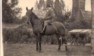Hector v C v Sminia, Buitenhof ca.1943