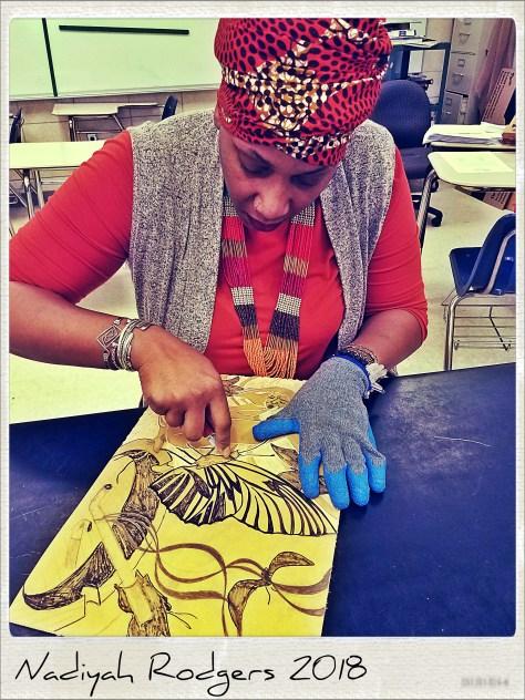 Diyah Najah Carving