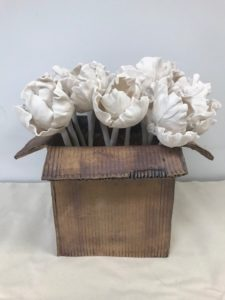 Box of Tulips Ketki Desai, Student