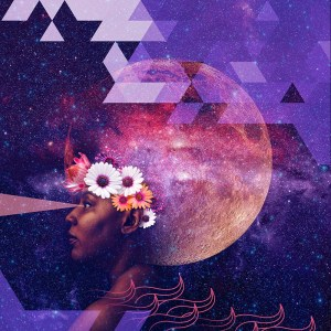 Marilyn Ocasio Nieves Afrofuturistic Portrait
