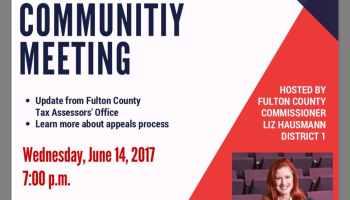 Congresswoman Lucy McBath Town Hall: Sunday 9/8 | Johns