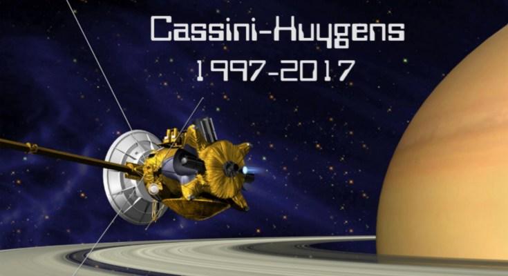 Celebrate the Cassini-Huygens Mission