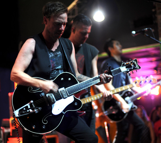 image of The Airborne Toxic Event at Freebird Live by John Shippee Photography