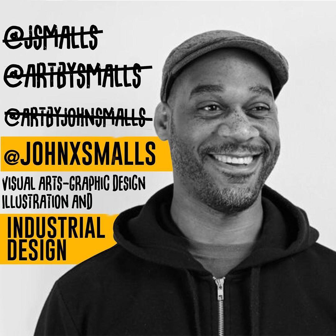 New screen name @johnxsmalls