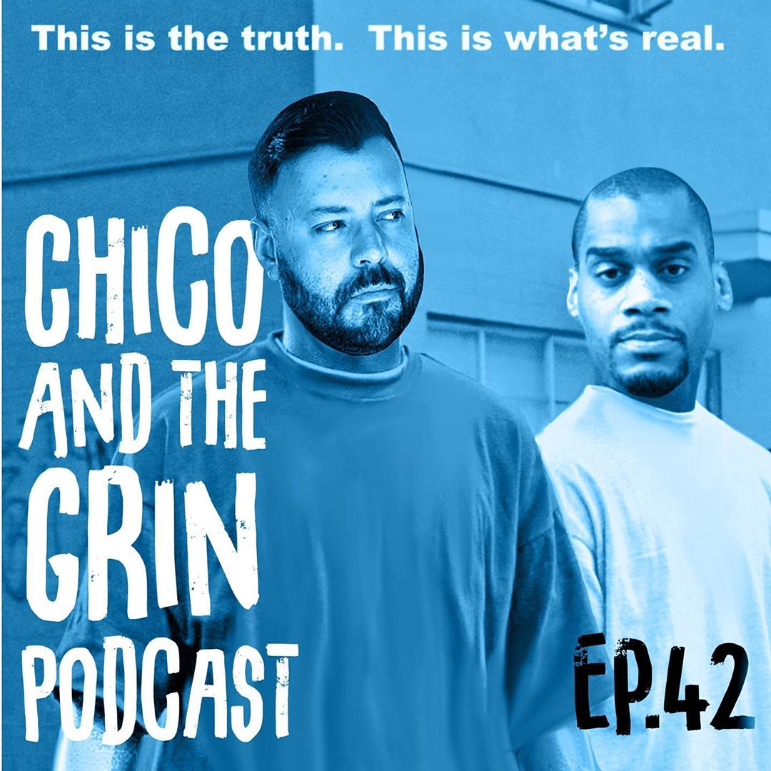 Episode 42 is now available! Find us on iTunes, Google Play and Spotify @chicoandthegrin