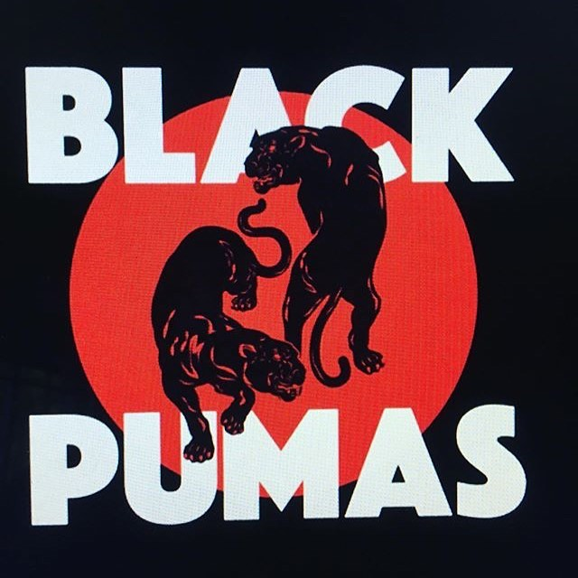 @theblackpumas music so good, like two hams and a Cadillac!