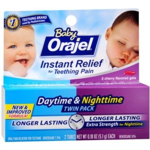 baby oragel methemoglobinemia lawsuit