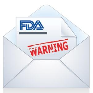 FDA Warning Letters Vaginal Rejuvenation