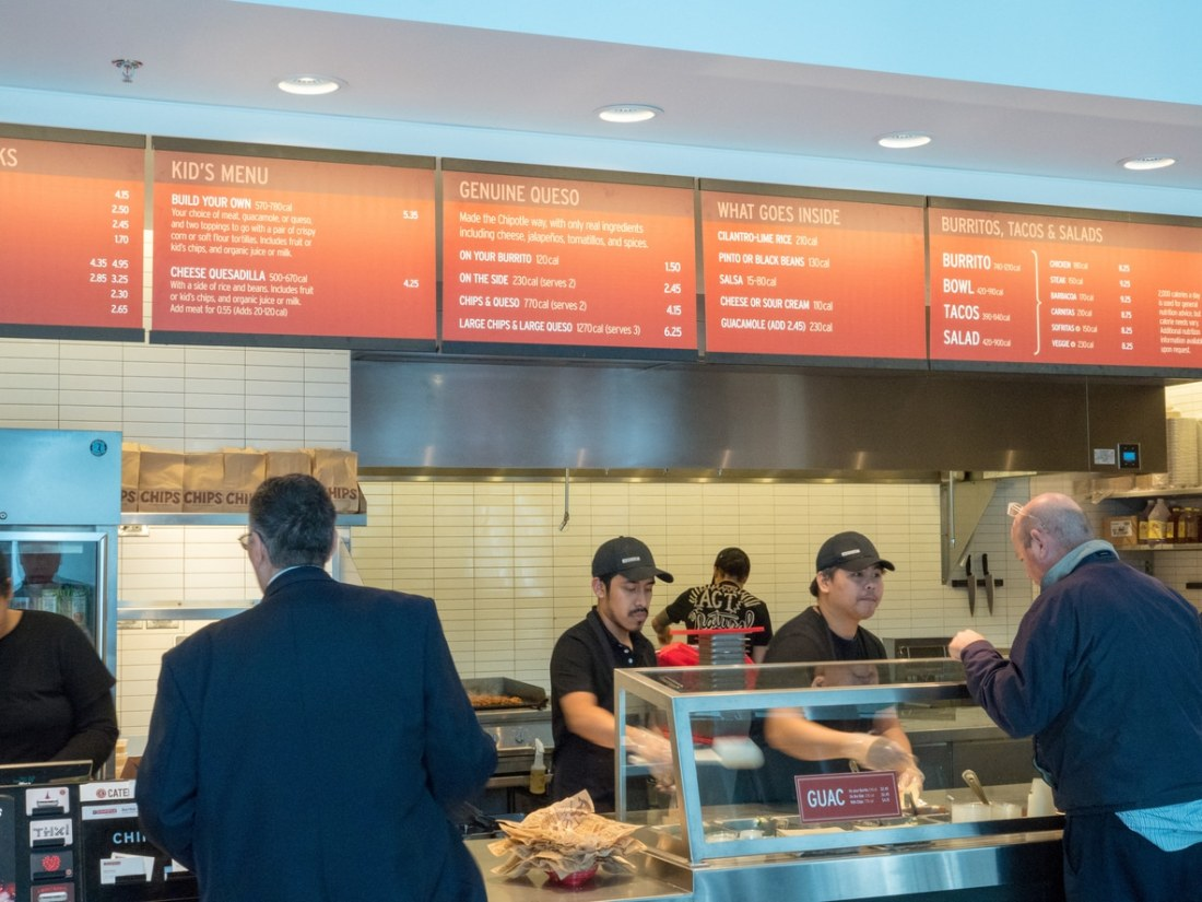 Sawmill Parkway Chipotle Food Poisoning Lawsuit