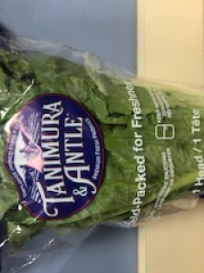 romaine lettuce recall walmart tanimura and antle