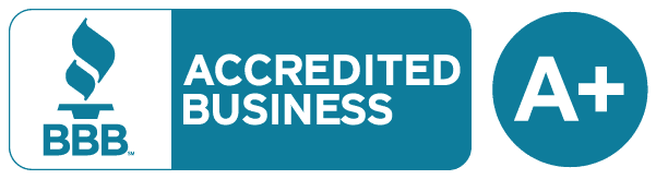 Better Business Bureau A+ Accredited Law Firm