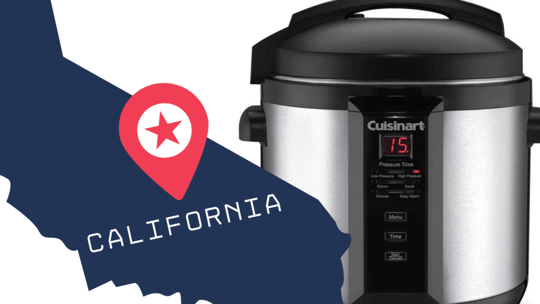 cuisinart pressure cooker lawsuit california