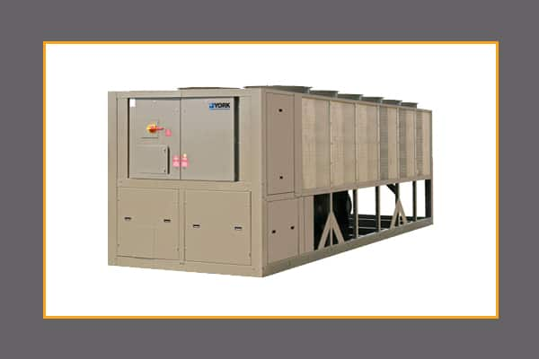 YCIV_YCAV Air Cooled Variable Speed Screw Chiller