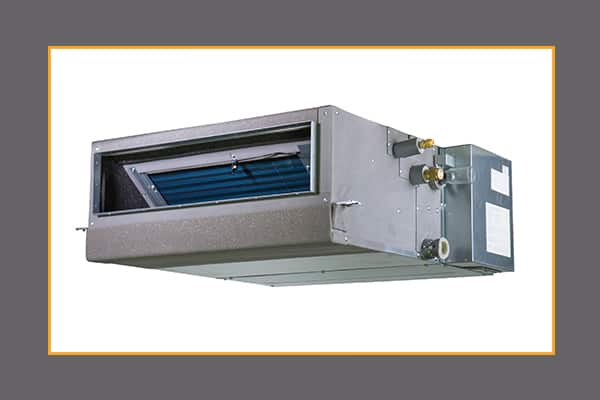 VRF Ducted High Static Indoor Unit