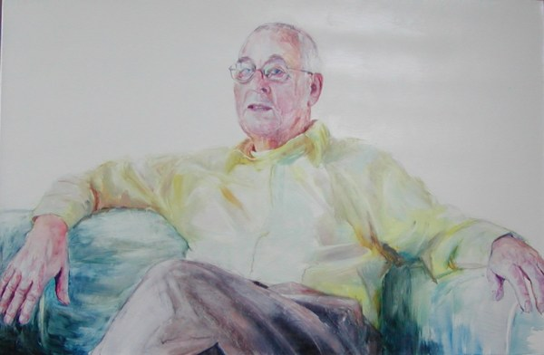 PORTRAIT OF ROY JOHNSON