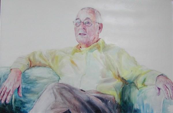 PORTRAIT OF ROY JOHNSON