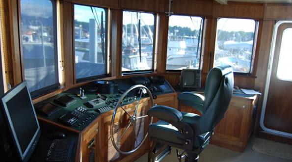 Teddi Bear The Custom Florida Bay Coaster A Johnson Yachts International Passagemaker Build