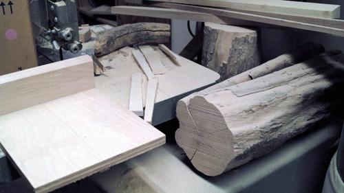 Wood Engraving Block Making