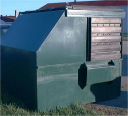 Front Load Dumpster