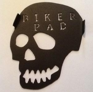 Biker Pad Skull