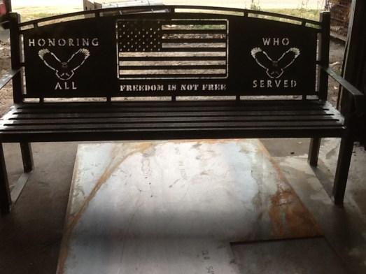 Veteran Bench