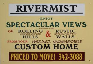 Rivermist Art