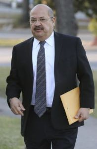San Antonio lawyer Acevedo