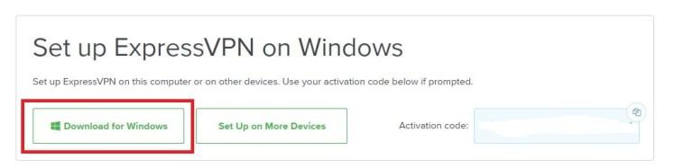 點選 Download for Windows