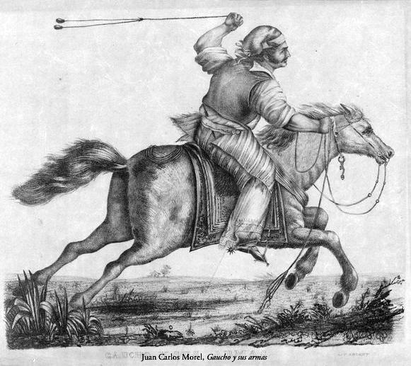 The Gaucho | John Train's The Broadside