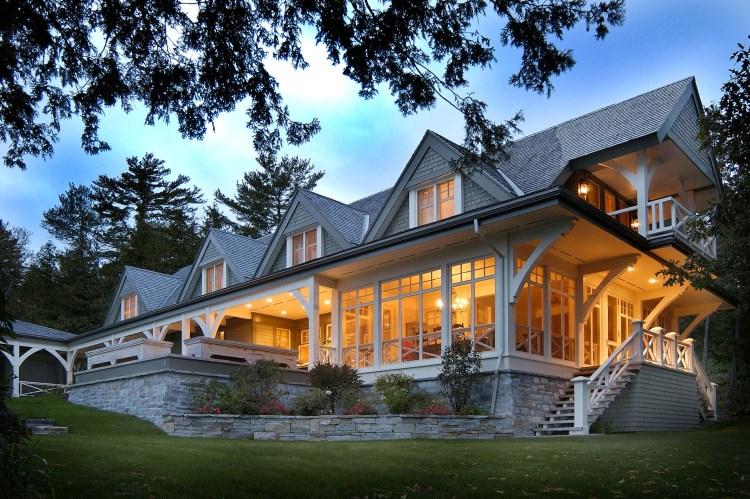 Architectural-Exterior-john-trigiani-cottage -architecture photography
