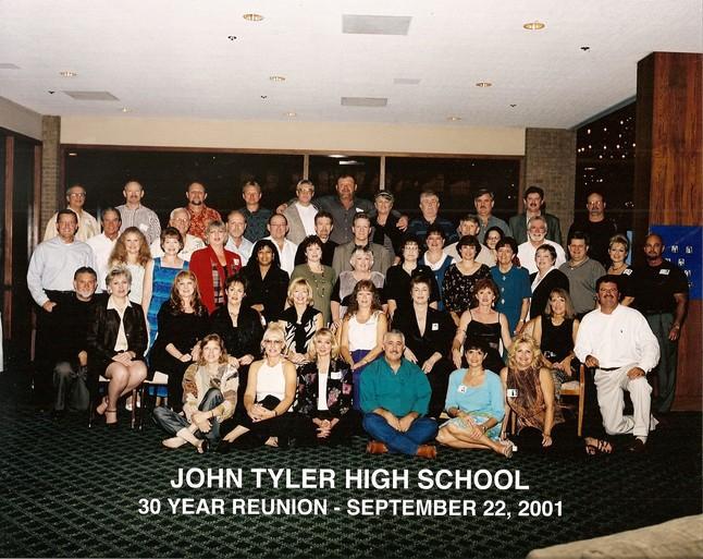 Year School 30 High Reunion Case