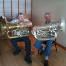 John Van Houten and Norm Pearson