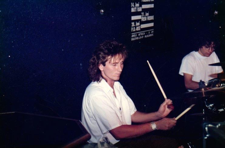 John on Drums-3
