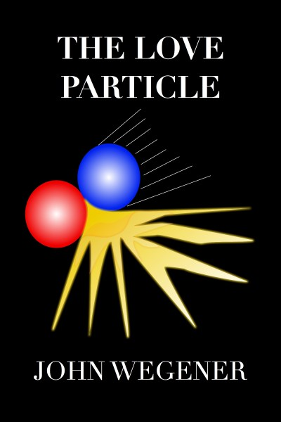 The Love Particle Book Cover Image