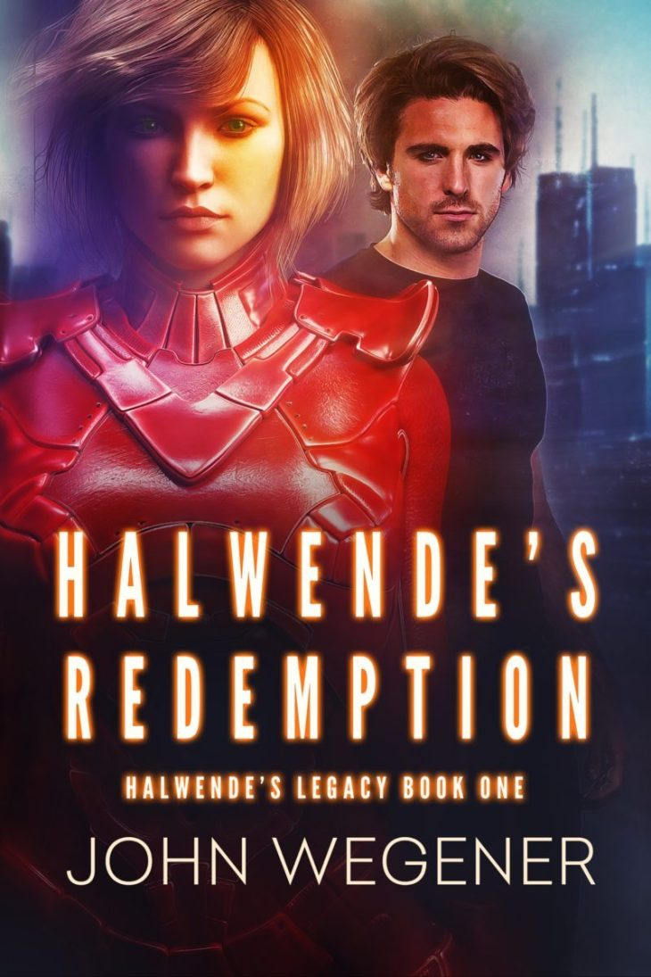Halwende's Redemption Book Cover