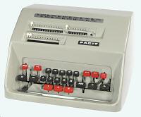Facit Model CA1-13 - 1964