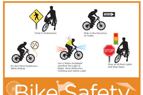 Bike Safety Poster
