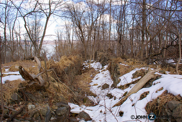Rockland Lake Ice Chute