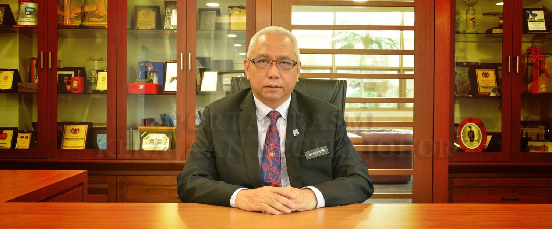 Timbalan Setiausaha Kerajaan Johor Pengurusan Portal Rasmi Kerajaan Negeri Johor Darul Ta Zim