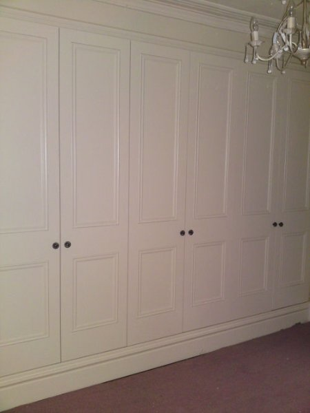 Bespoke Wooden Bedroom Furniture Built In Yorkshirefine