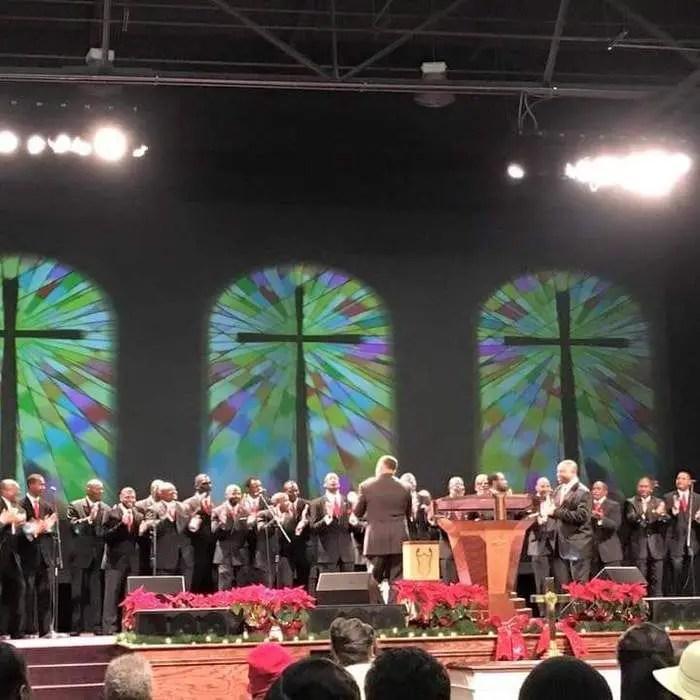 New Mercies Christian Church Lilburn Georgia Service