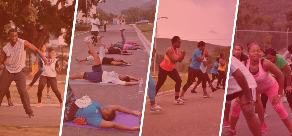 Dancing and Fitness in Jamaica - O'Shane Bryant Fitness