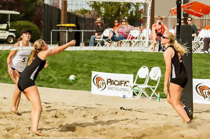 Raney Sand Volleyball Courts