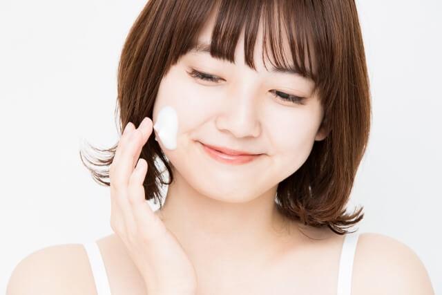 ニキビ肌の洗顔方法