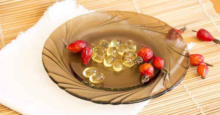 Rosehip Extract Supplements