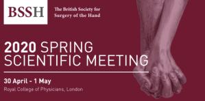 BSSH Spring Scientific Meeting